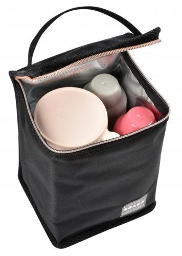 Beaba сумка изотермическая цвет черный