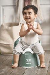 BabyBjorn горшок- кресло зеленый