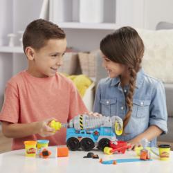 Play-Doh Бетономешалка
