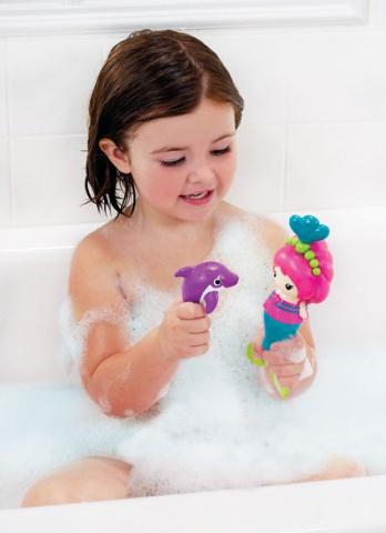 Munchkin игрушка для ванны Русалочка