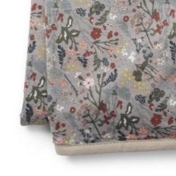 Elodie плед Velvet — Vintage Flower