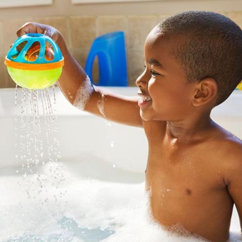 Munchkin игрушки для ванны Мячик от 6 мес