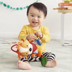 Skip Hop игрушка-подвеска развивающая «Лев»
