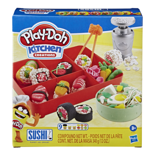 Play-Doh Суши