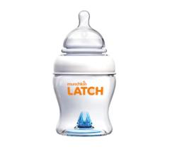 Latch Munchkin бутылочка для кормления 120 мл. 0+