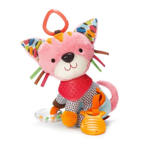 Skip Hop игрушка-подвеска развивающая «Котенок»