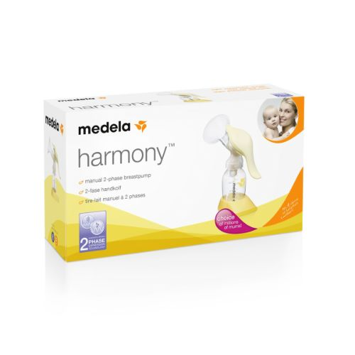 Молокоотсос для ручного сцеживания Harmony