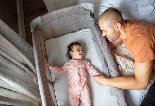 MАНЕЖ-КРОВАТЬ JOIE KUBBIE SLEEP ДЛЯ ДЕТЕЙ ОТ РОЖДЕНИЯ