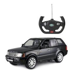 Машинка р/у (На Батарейках)  Rastar Range Rover Sport 1:14 черная