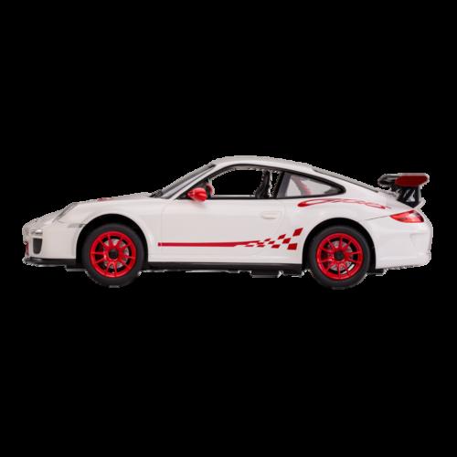Машина Rastar РУ (На Батарейках) 1:14 Porsche GT3 RS Белая