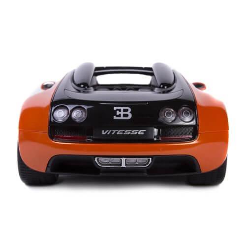 Машинка р/у (USB) Rastar Bugatti GS Vitesse 1:14 оранжевая