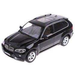 Машинка радиоуправляемая (На Батарейках) Rastar BMW X5 1:14 Черная