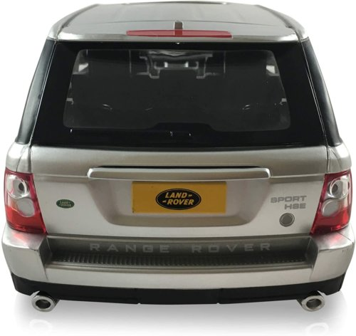 Машинка р/у (На Батарейках)  Rastar Range Rover Sport 1:14 Серебряная