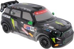 Машинка радиоуправляемая Rastar Mini Cooper Countryman JCW RX 1:14 Черная