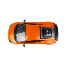 Машинка радиоуправляемая (На Батарейках) Lamborghini Superleggera 1:14 Оранжевая