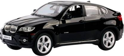 Машинка радиоуправляемая (На Батарейках) Rastar BMW X6 1:14 Черная
