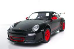 Машина Rastar РУ (На Батарейках) 1:14 Porsche GT3 RS Черная
