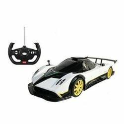Машинка радиоуправляемая (На Батарейках) Rastar Pagani Zonda R 1:14 Белая