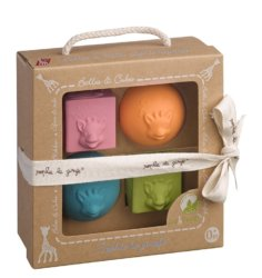 Vulli набор игрушек: мячики, кубики