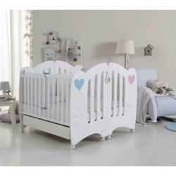 Micuna кроватка Wonderful в комплекте матрас