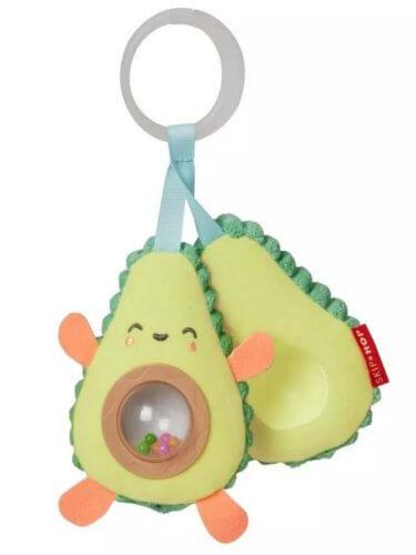 Skip Hop Развивающая игрушка-подвеска «Авокадо»