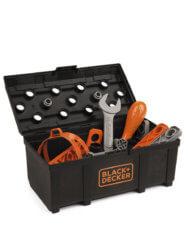 Грузовик с инструментами Smoby Black&Decker