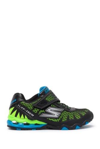 Кроссовки для мальчиков Skechers Hydro-Static Rapid Blast Black/Lime