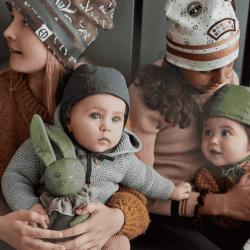 Elodie шапочка — Monogram