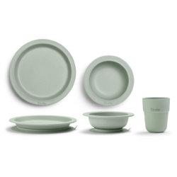 Elodie — Набор посуды, цвет Mineral Green