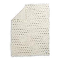 Elodie плед-одеяло — Monogram