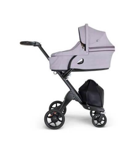 Stokke® Xplory V6 коляска 2 в 1 Brushed Lilac