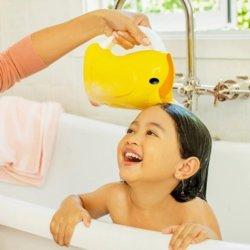 Munchkin мягкий кувшин для мытья волос Утенок Duckling™ от 6 мес
