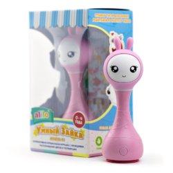 Alilo игрушка музыкальная интерактивная Зайка R1 розовый