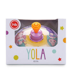 Happy Baby YOLA, Русалочка, металлическая