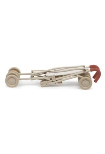 Happy Baby коляска TWIGLET by Alena Akhmadullina, складная, beige, дизайн Алёны Ахмадуллиной