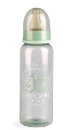 Happy Baby Бутылочка для кормления от 0 месяцев, латексная соска, 250мл