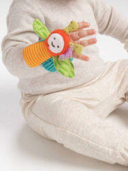 Happy Baby ПЧЁЛКА МАРИНКА, на липучке, с шумовым эффектом