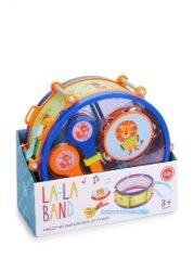 Happy Baby набор музыкальных игрушек «LA-LA BAND»