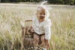 Elodie пустышка бамбук латексная — Burned Clay от 3 месяцев