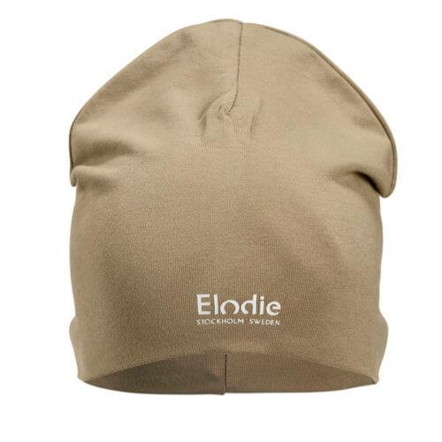 Elodie шапочка Logo Beanies — Warm Sand