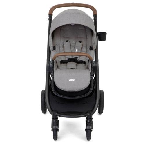 Joie коляска Versatrax «Gray Flannel»