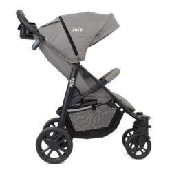 Joie коляска Litetrax 4 «Gray Flannel»