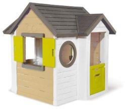 Smoby Детский игровой домик MY NEW HOUSE