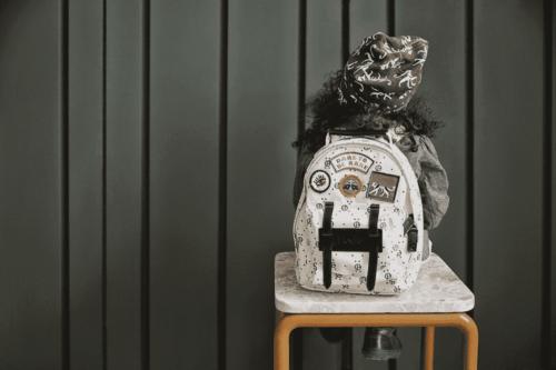 Elodie шапочка — White Tiger