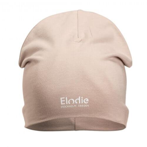 Elodie шапочка Logo Beanies — Powder Pink