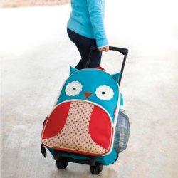 Skip Hop чемодан детский «Сова»