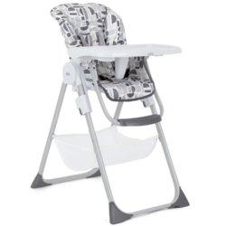Joie стул для кормления Mimzy Snacker 2в1 «Logan»