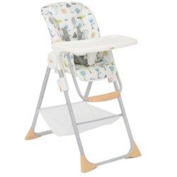 Joie стул для кормления Mimzy Snacker 2в1 «Pastel forest»
