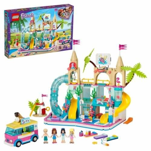 LEGO Friends Летний аквапарк
