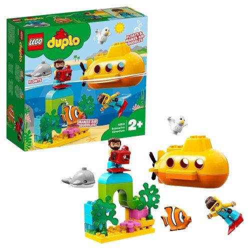 LEGO DUPLO Путешествие субмарины